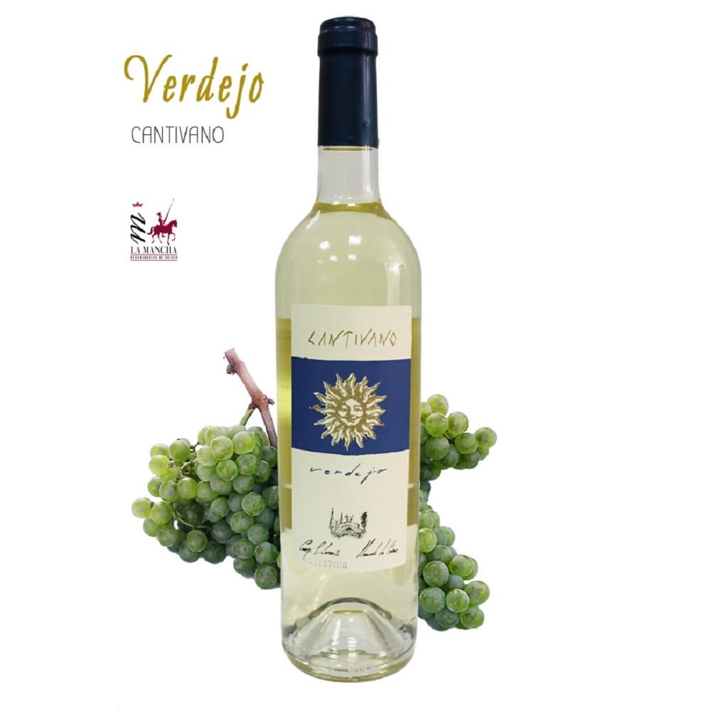 vino Cantivano Verdejo 2018 de Cooperativa San Lorenzo