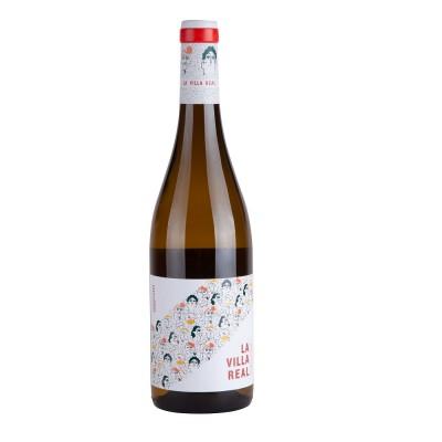 6 botellas de Moscatel La Villa Real 2018