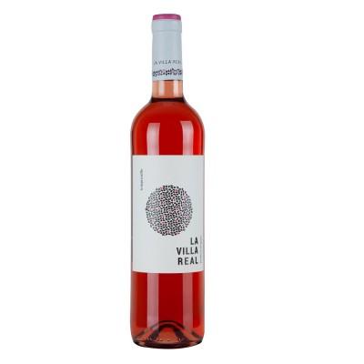 6 botellas de Rosado Tempranillo La Villa Real 2018