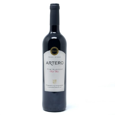 Pack 3 botellas Artero Tempranillo 2019