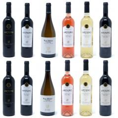 Pack 12 botellas Selección Bodegas Muñoz