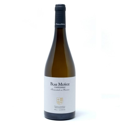 Pack 3 botellas Blas Muñoz Chardonnay 2018