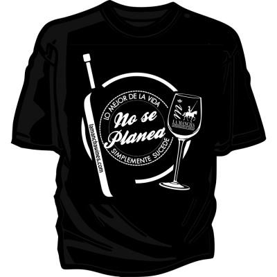 """Camiseta """"Lo mejor de la..."""