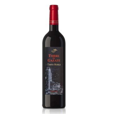 vino Torre de Gazate Tinto Roble 2017