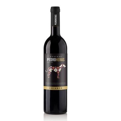 Caja de 6 botellas Pedroheras Crianza Tempranillo 2016