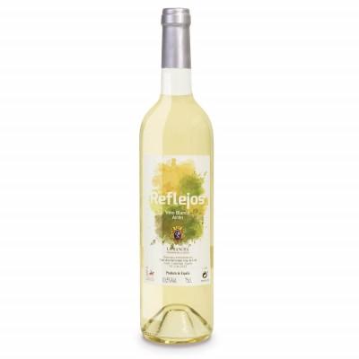 Caja de 6 botellas Reflejos blanco Airén 2019