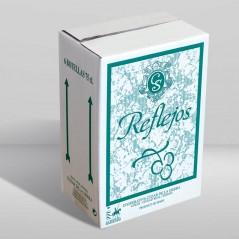 Caja de 6 botellas Reflejos blanco Airén