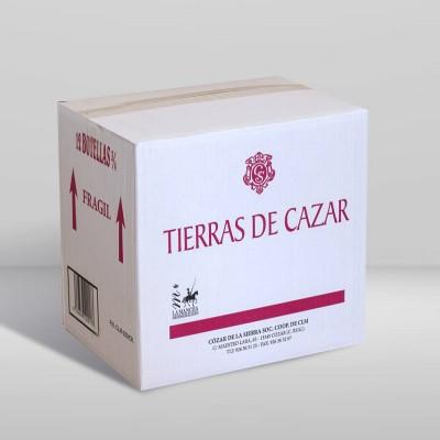 Caja de 12 botellas Tierras de Cazar